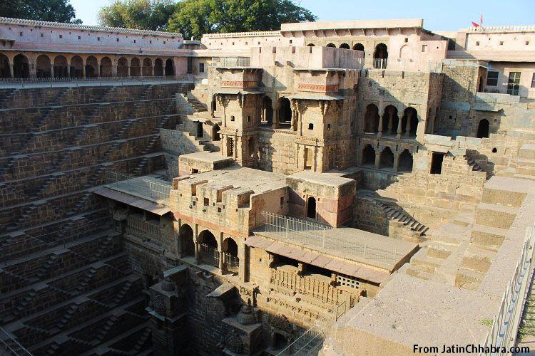 Chand Baori Abhaneri