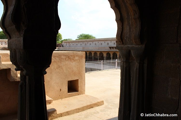 Entrance of Chand Baori