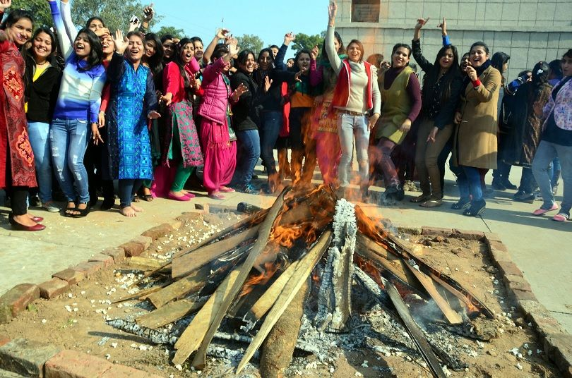 Lohri Gathering