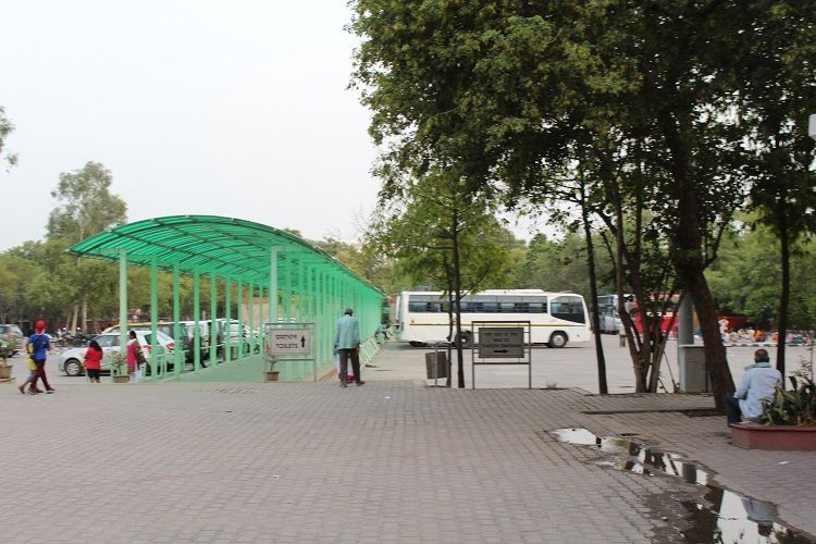 Rajghat Parking