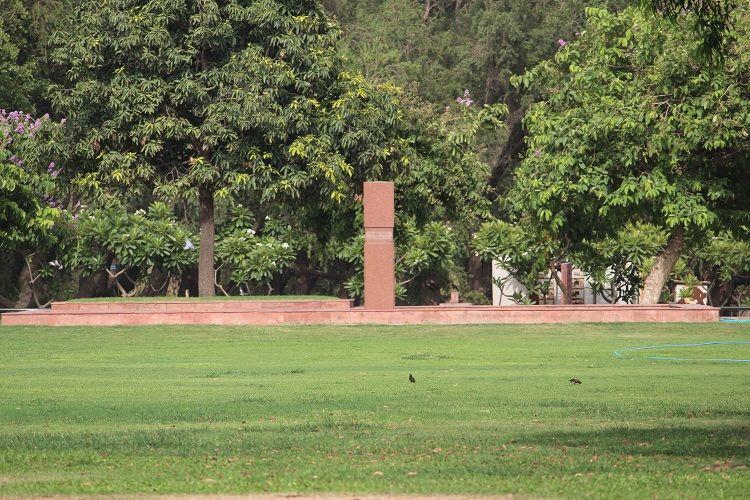 Sanjay Gandhi Samadh