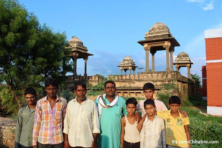 Mukundpura locals