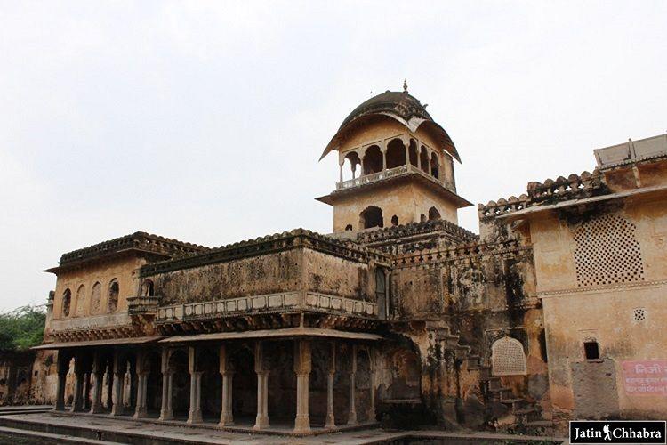 Shikhar burj in bundi