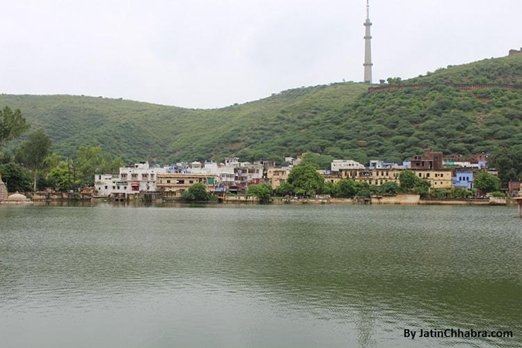 Naval Sagar Lake