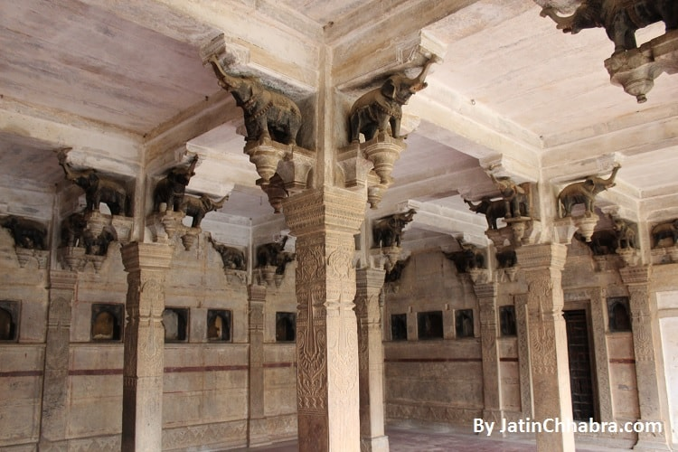 Hathiasal in Bundi Palace