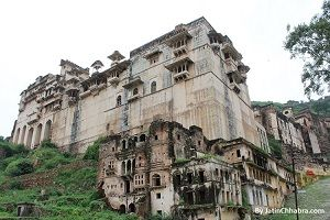 bundi palace or Garh Palace