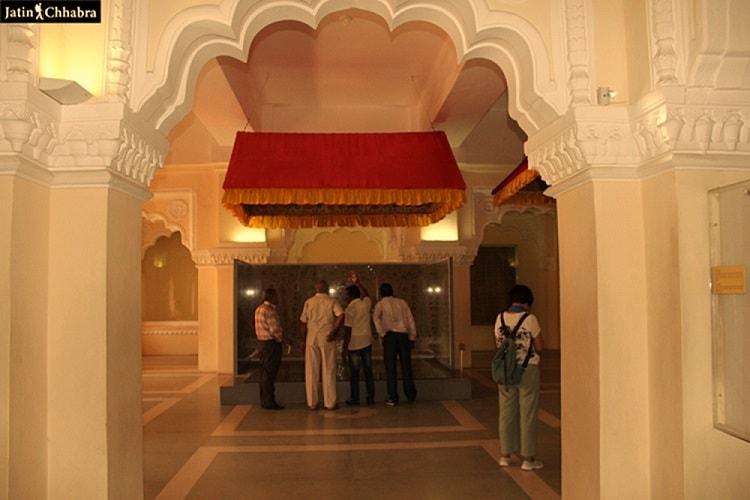 Entry of Sheesh Mahal. Jodhpur