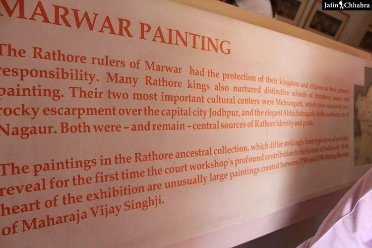 Marwar Paintings
