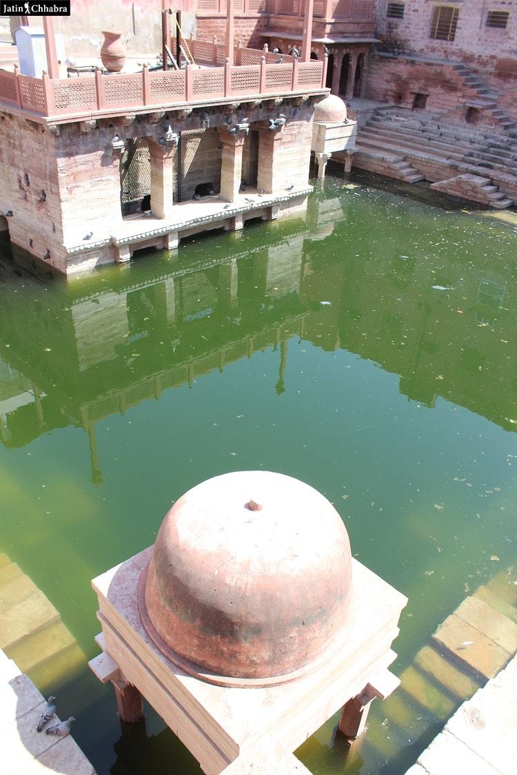 Mahila Bagh ka Jhalra