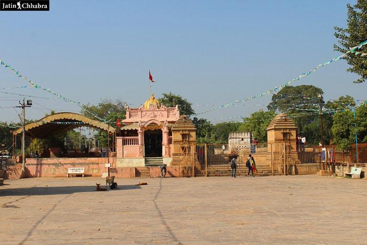 Adalaj Vav Entry gate