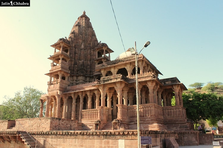 The Temple of Maharaja Ajit Singh
