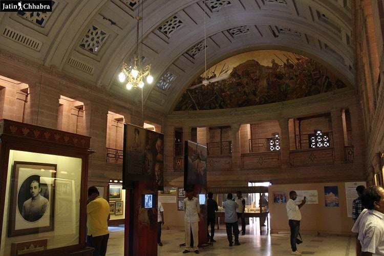 Museum of Umaid Bhawan Palace
