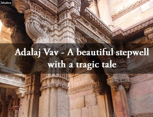Adalaj Vav – A beautiful stepwell with a tragic tale