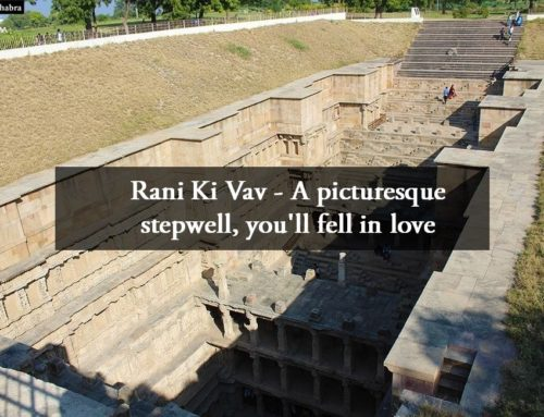 Rani Ki Vav – A picturesque stepwell, you'll fell in love