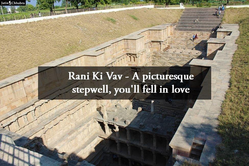 Rani Ki Vav Stepwell in Patan