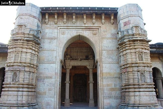 Nagina Masjid Mosque Gate