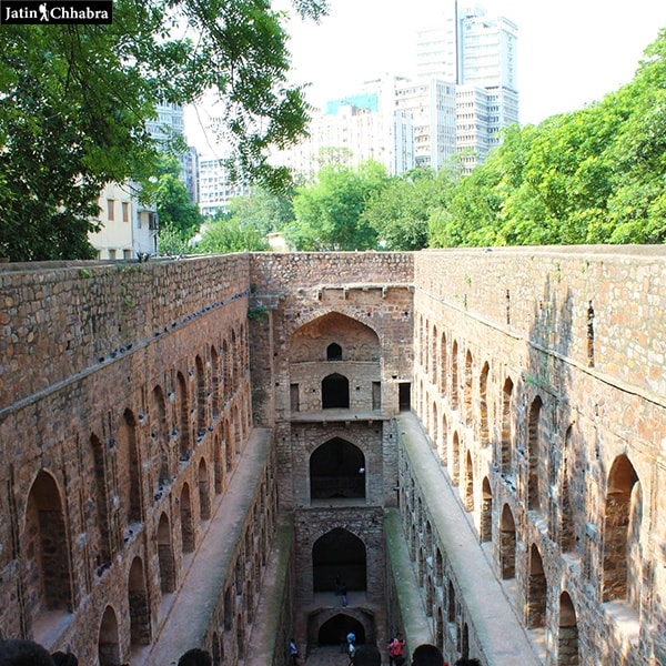 Agrasen ki Baoli 1st view