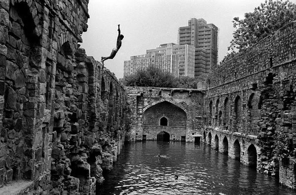 Raghu Rai picture of Agrasen Ki Baoli (1976)