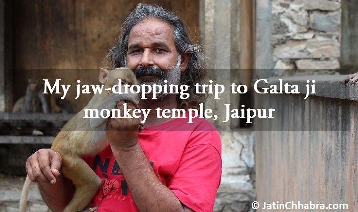 Galta temple blog