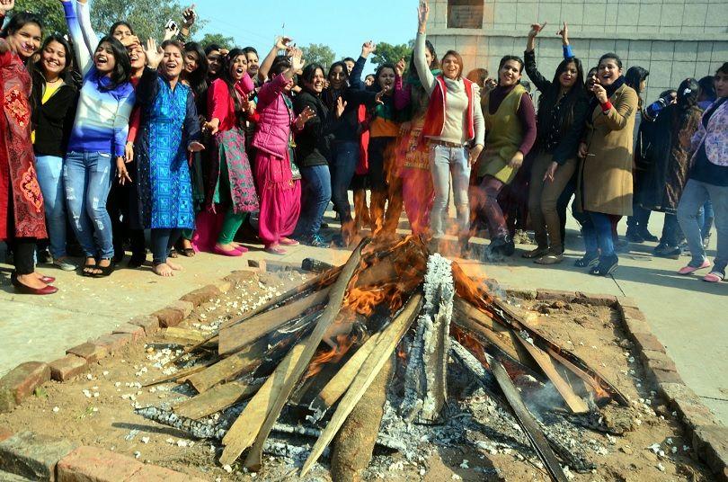 Lohri Gathering