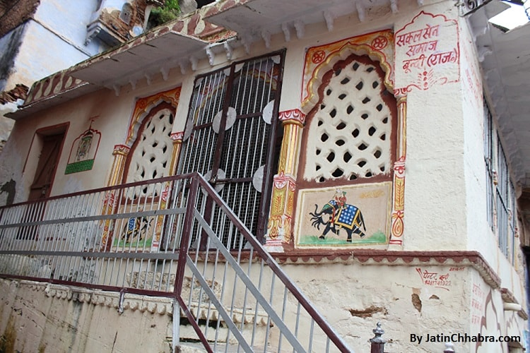 Street Art of Bundi