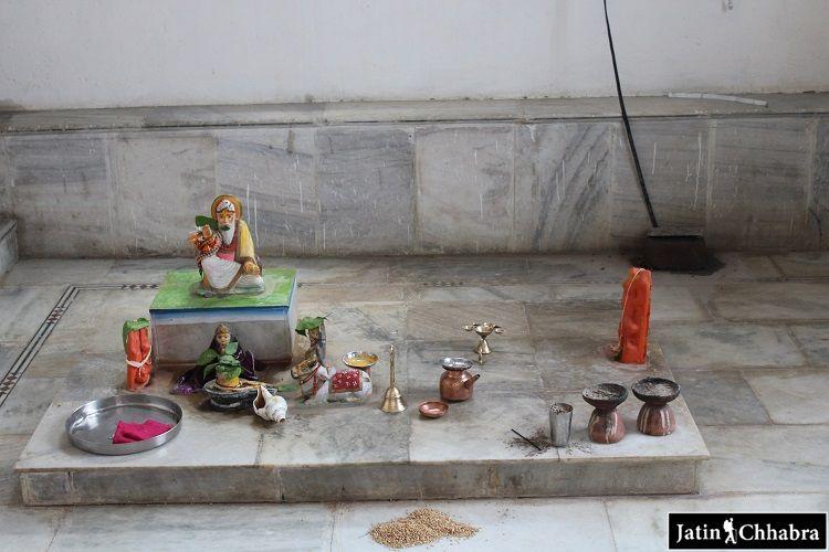 Bhagat Dhanna Temple