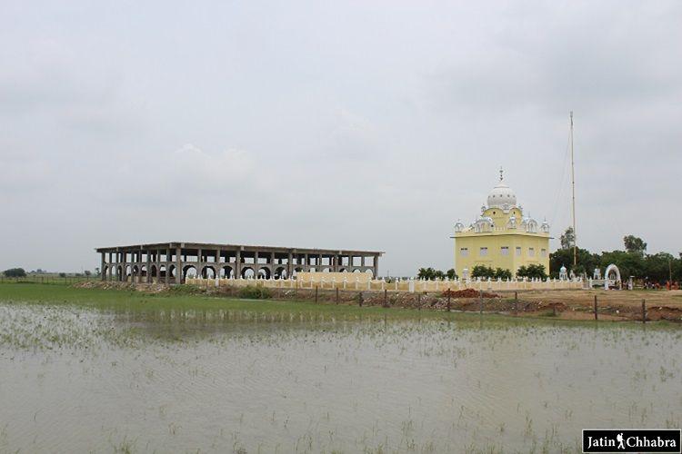 Bhagat Dhanna Gurdwara
