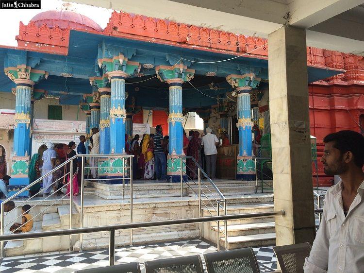 Brahma temple at Pushkar