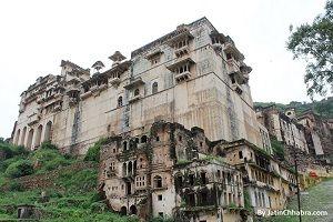 bundi palace or Garh Palace