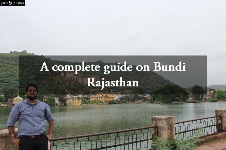 Bundi Tourism Guide