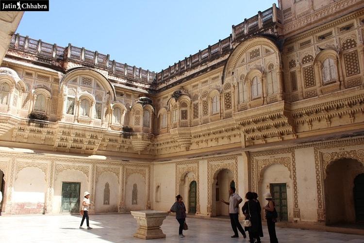 Zenana Deodi, Jodhpur