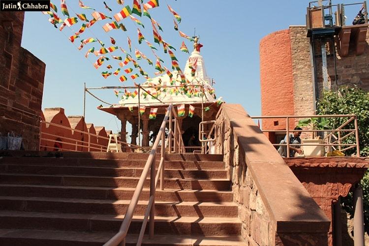 Chamunda Mataji Temple Jodhpur