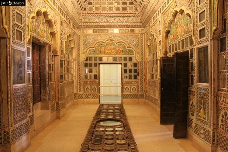 Sheesh Mahal. Jodhpur