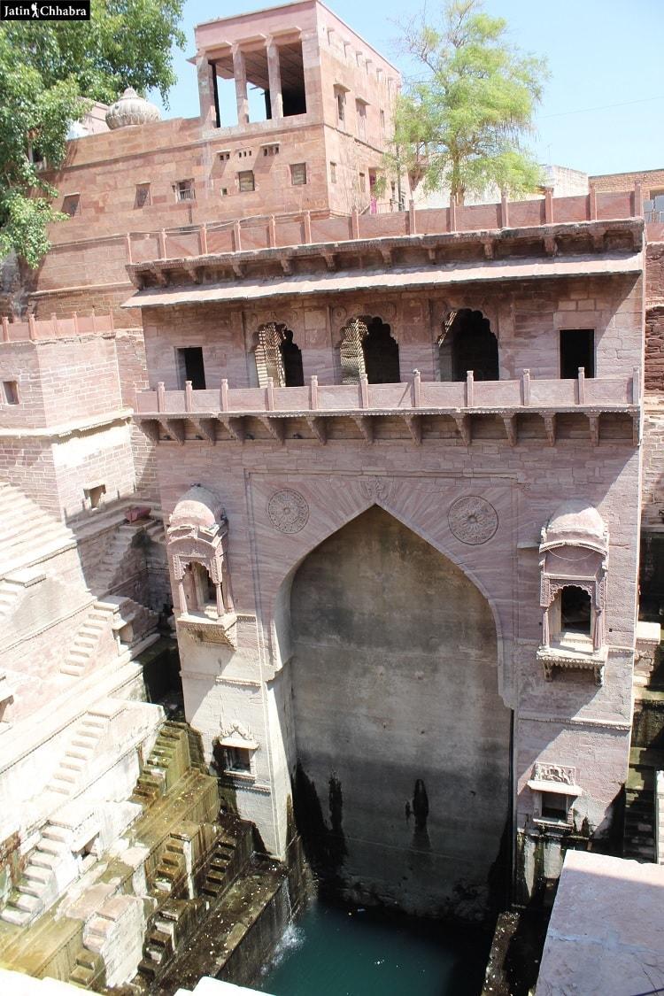 Toor ji ka Jhalra at Jodhpur