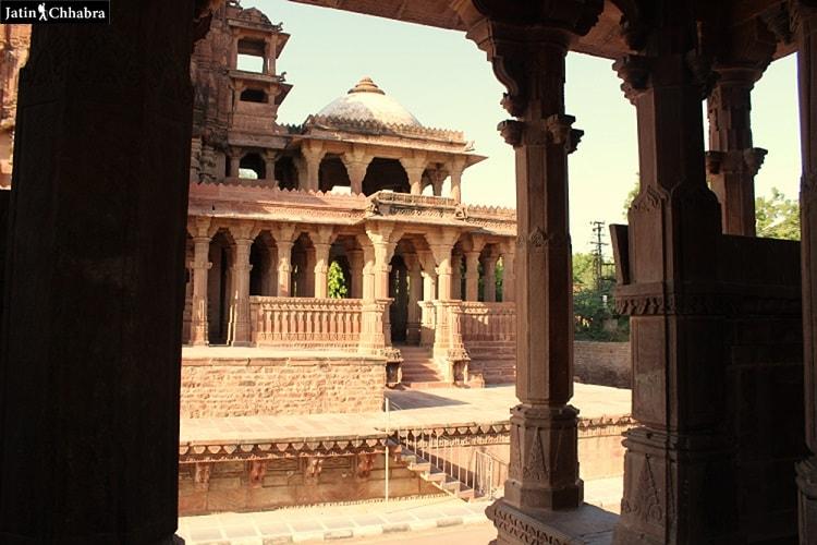 Maharaja Ajit Singh Temple