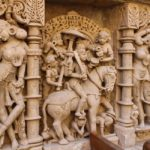Sculptures from Rani Ki Vav