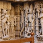 Sculptures from Rani Ki Vav