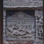 Vishnu Sculpture at Rani Ki Vav