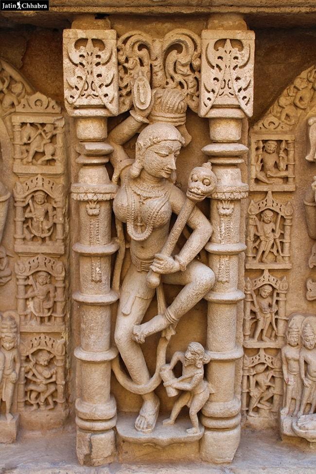 Rani Ki Vav Sculpture