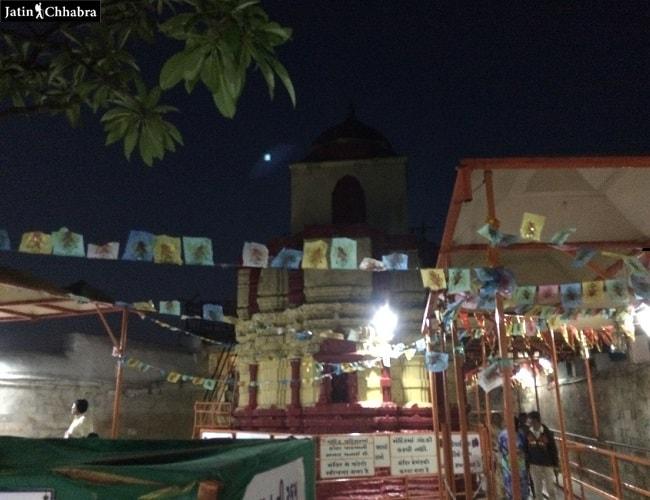 Shree Mahakali Temple Pavagadh