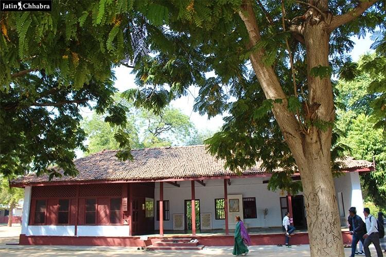 Hridaya Kunj - Residence if Mahatma Gandhi & Kasturba Gandhi