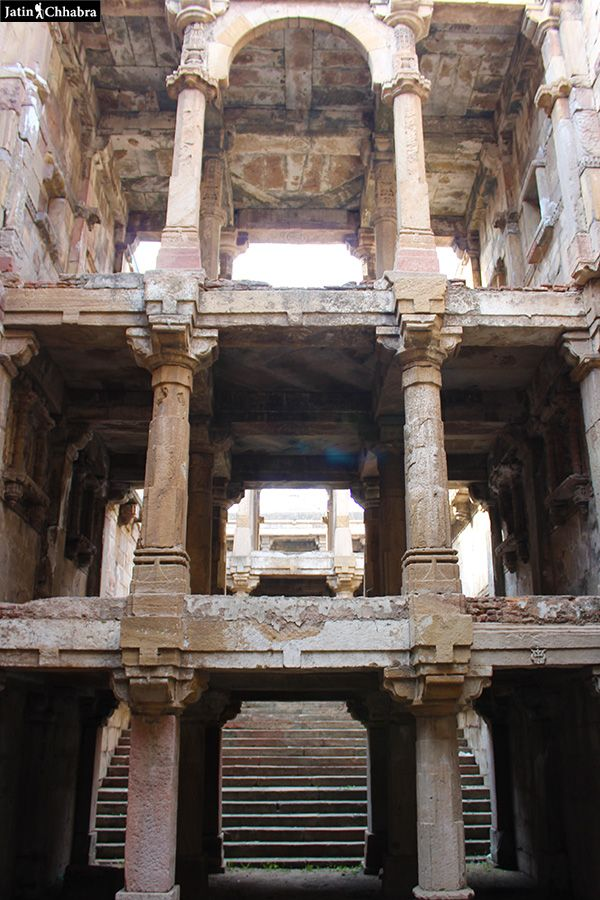 Jethabhai Ni Vav bottom floor