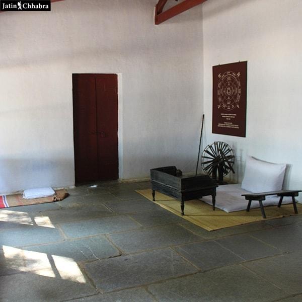Mahatma Gandhi Room in Hridaya Kunj