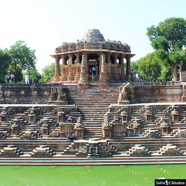 Modhera Sun Temple Kund