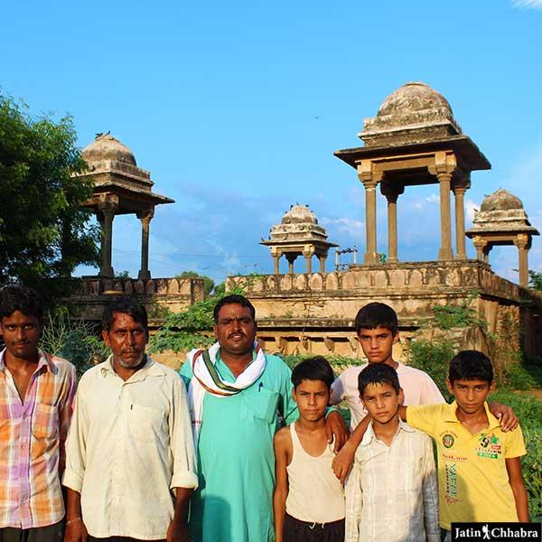 Narnaul Mukendpura Baoli