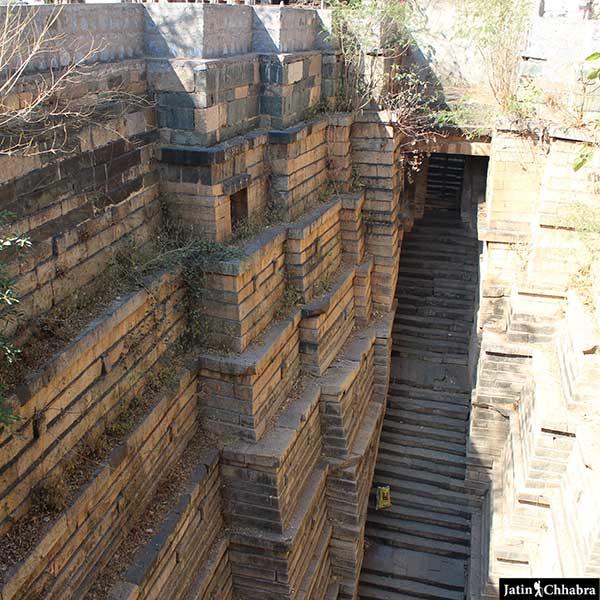 Trikuteshwara Temple Stepwell